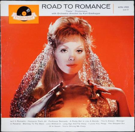 TOOTS THIELEMANS: Road To Romance (tysk orig)