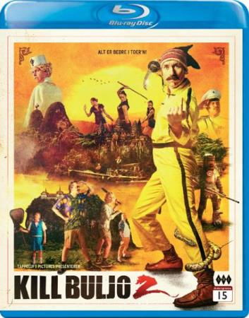 KILL BULJO 2 (2013) (BLU-RAY)