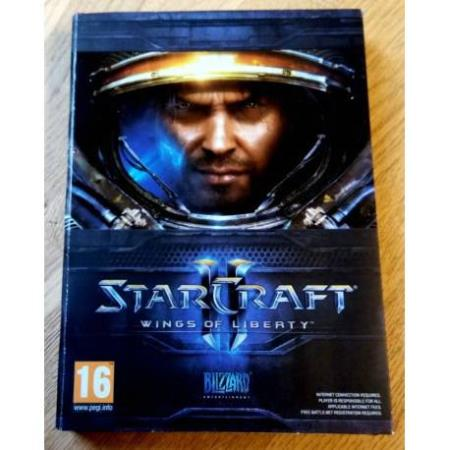 StarCraft II - Wings of Liberty (Blizzard Entertainment) PC