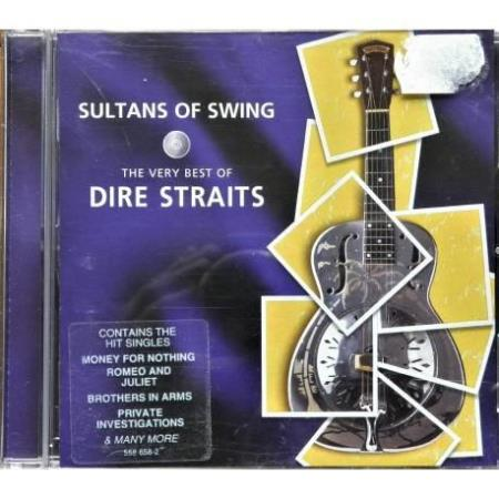 The Very Best of Dire Straits (CD)