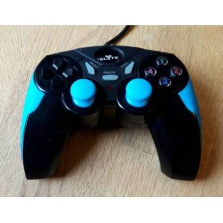 Elyte Wired Gamepad (USB) - Playstation 3 & PC