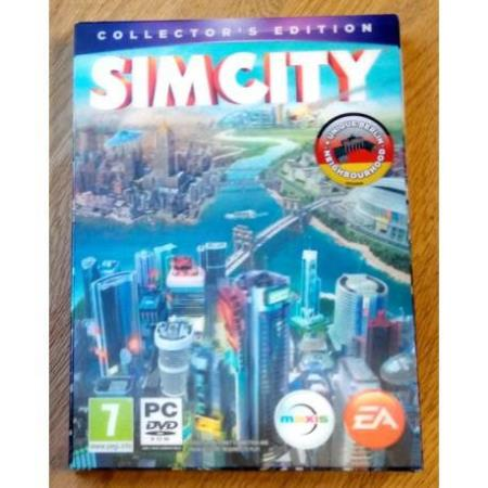 Sim City - Collectors Edition (Maxis / EA Games) - PC