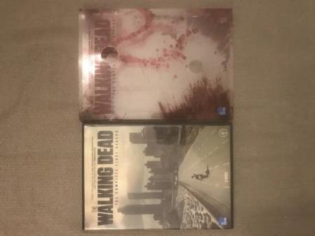 The Walking Dead - The Complete First Season 3 Disc