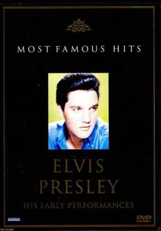 ELVIS PRESLEY - His Early Performances