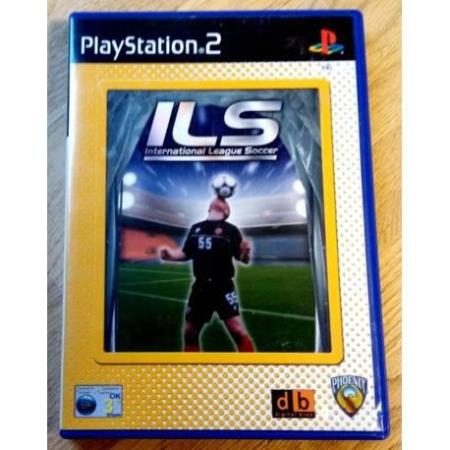 International League Soccer (Taito / Phoenix Games) - PS2