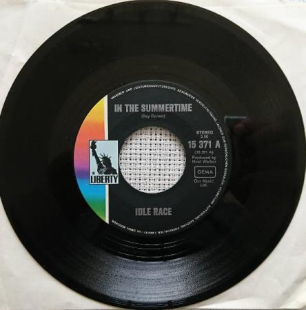 Idle Race - In the summertime 1970