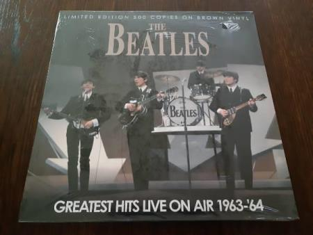 The Beatles - Greatest hits live on air 1963-64