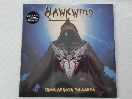 Hawkwind - Choose your masques (2xLP - Lim edt colored vinyl