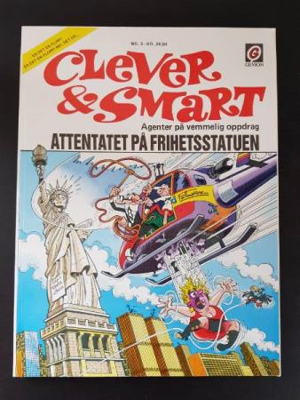 CLEVER & SMART 3 (1986)