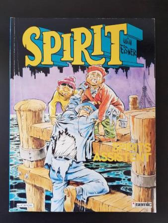 SPIRIT - SPIRITS ASSISTENT (1986)