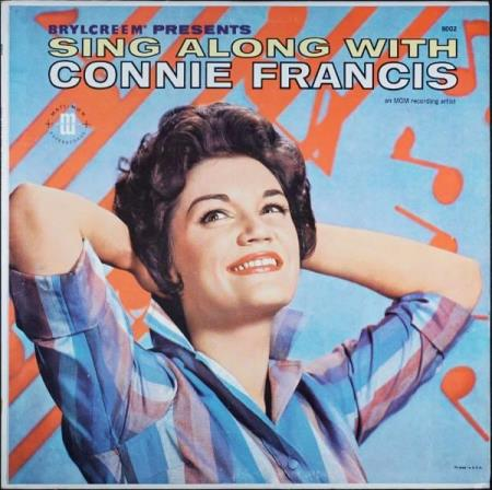 CONNIE FRANCIS: Sing Along With Connie Francis (US orig)
