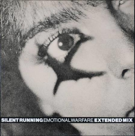 SILENT RUNNING: Emotional Warfare (UK maxi-singel)