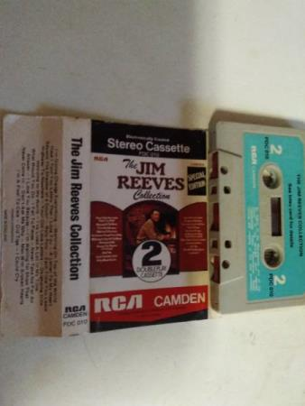 Jim reeves. The Jim reeves collection.