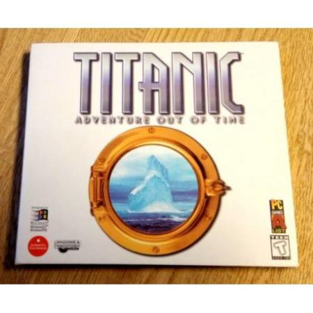 Titanic - Adventure Out of Time (DreamFactory) - PC