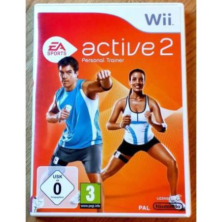 Active 2 Personal Trainer (EA Sports) - Nintendo Wii