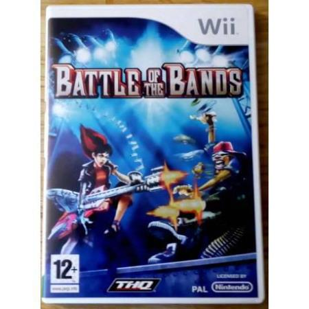 Battle of the Bands (THQ) - Nintendo Wii