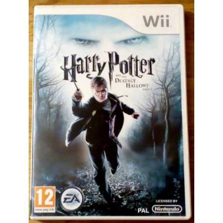 Harry Potter and The Deathly Hallows - Part 1 - Nintendo Wii