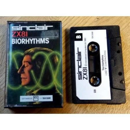 Biorythms (ICL) - ZX Spectrum