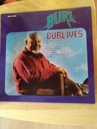 Burl ives. Burl. busted. The blizzard. Curry road.