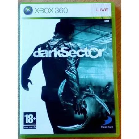 Dark Sector (D3Publisher) - Xbox 360