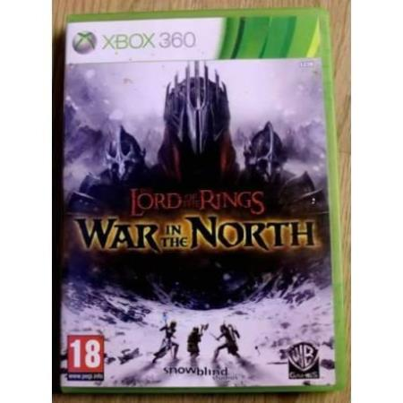 The Lord of the Rings - War in the North (WB) - Xbox 360