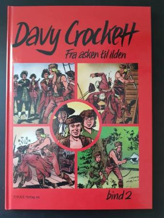 DAVY CROCKETT Bind 2 (Hardcover)
