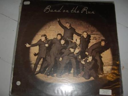 Paul McCartney And Wings :   Band On The Run