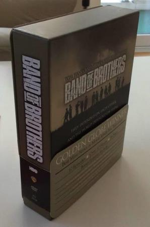 Band of Brothers (6 disc) DVD - UBRUKT