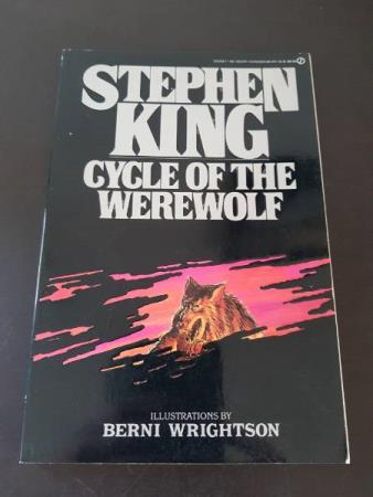 STEPHEN KING - CYCLE of THE WEREWOLF (1985)