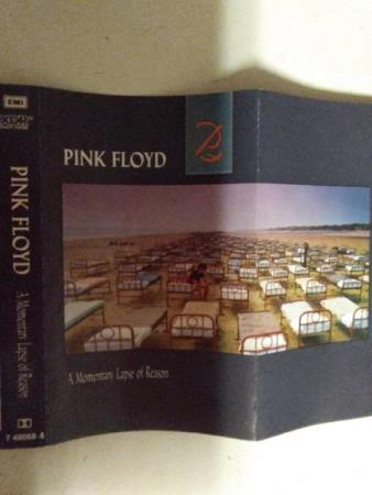 Pink Floyd. A momentary lapse in reason. 1987.