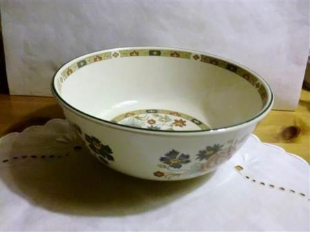 Orient fra Staffordshire England stor ildfast bolle