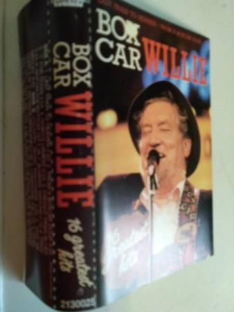 Boxcar Willie. 16 greatest hits.
