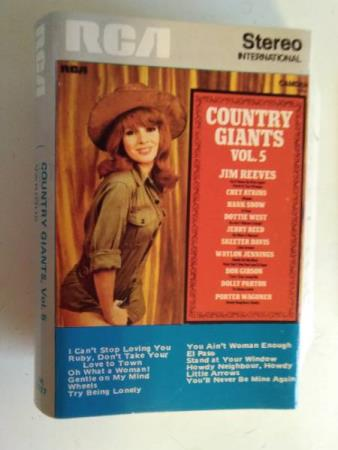 Jim reeves. Chet atkins. Jerry Reed. Porter & Dolly m. Fl