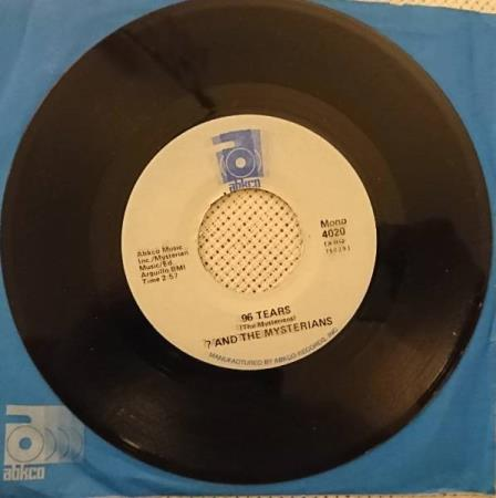 ? and The Mysterians - 96 Tears  RE 1975
