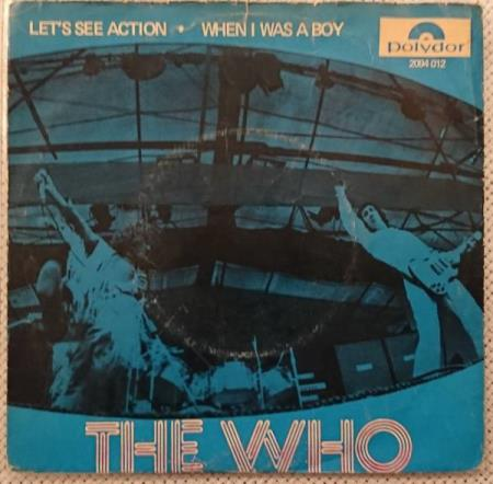 The Who - Lets See Action 1971