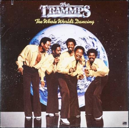 THE TRAMMPS: The Whole Worlds Dancing (US Atlantic)