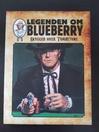 LEGENDEN OM BLUEBERRY - SKYGGER OVER TOMBSTONE (2019)