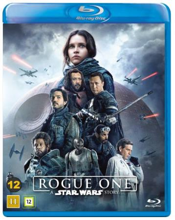 STAR WARS - ROGUE ONE (2016) (2 DISC) (BLU-RAY)