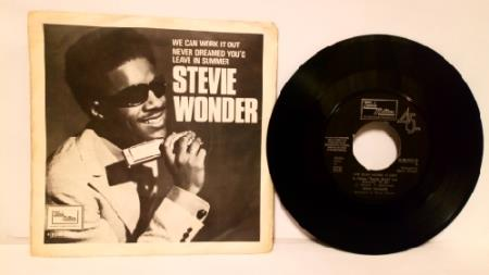 Stevie Wonder we can work it out