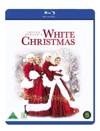 WHITE CHRISTMAS (1954) (BING CROSBY) (KLASSIKER) (BLU-RAY)