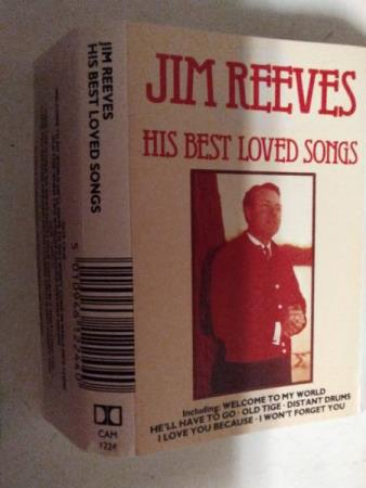 Jim reeves. His best love songs. Am i losing you.
