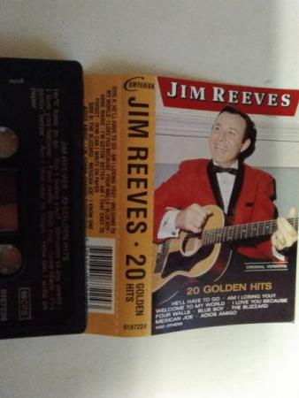 Jim reeves. 20 golden hits.