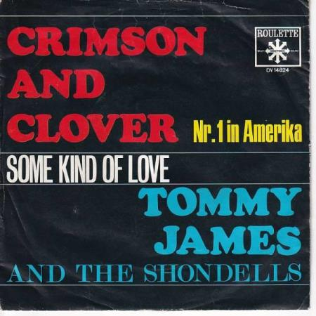 Tommy James And The Shondells - Crimson And Clover TYSK