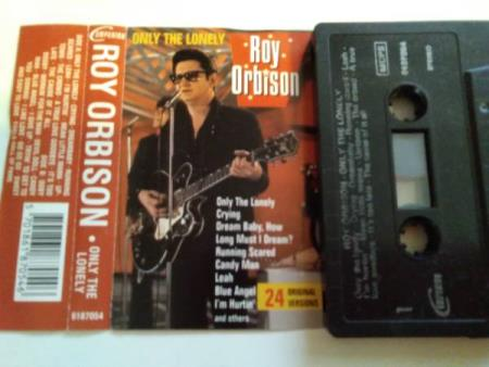 Roy orbison. 24 original. Only the lonely.