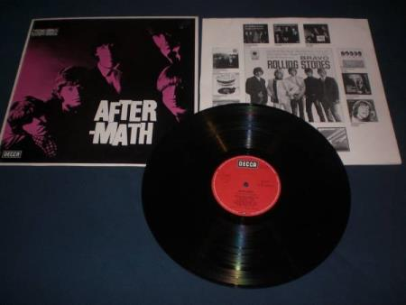 !! The Rolling Stones – After-Math Re !!