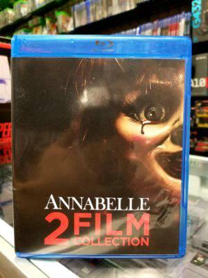 ANNABELLE 2 FILM COLLECTION (2014/2017) (HORROR) (BLU-RAY)