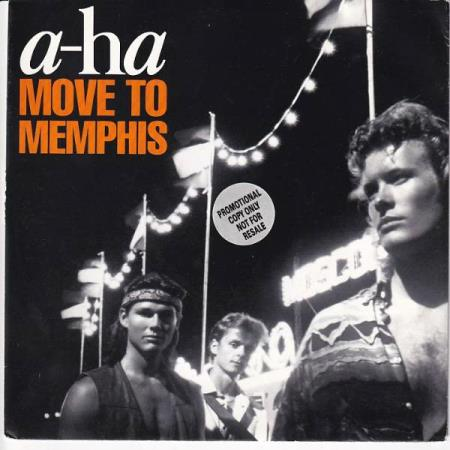 a-ha - Move To Memphis / Crying in the Rain (Live) PROMO