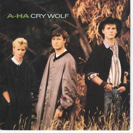 a-ha - Cry Wolf / Maybe, Maybe