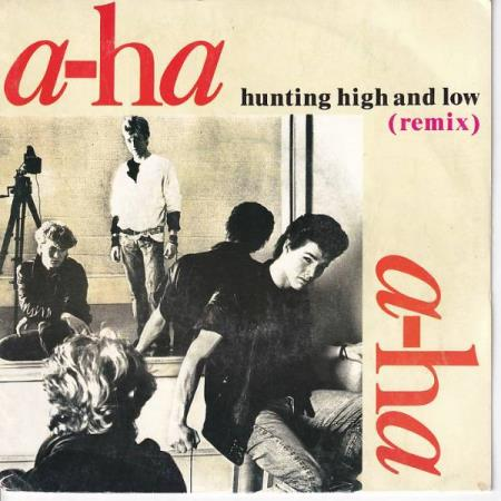 a-ha - Hunting High and Low (remix) / The Blue Sky (demo ...