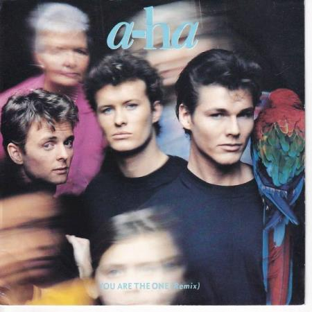a-ha - You Are The One (remix) / Out of Blue Comes Green